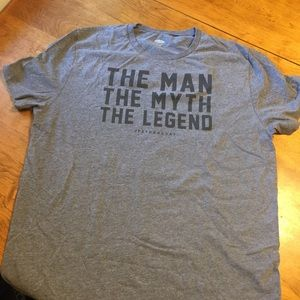 Old Navy Father's Day tee shirt size XL